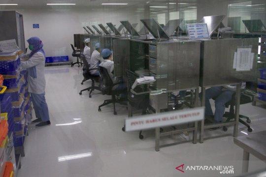 Bio Farma produksi 16 juta -17 juta dosis vaksin Sinovac per bulan