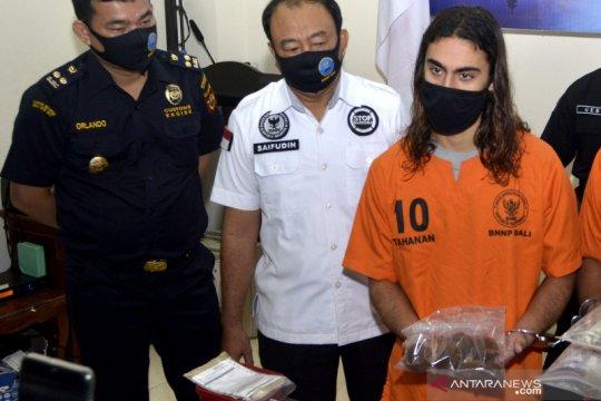 Pengungkapan kasus narkotika warga negara Amerika Serikat di Bali