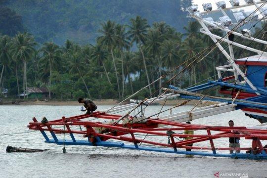 Anggota DPR sebut 95 persen kapal ikan berukuran kecil