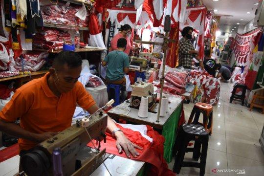 Warga Jakarta Pusat diajak disinfeksi rumah saat HUT ke-75 RI