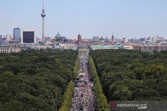 Jerman bergulat dengan gelombang kedua wabah COVID-19