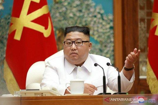 Kim Jong Un lakukan inspeksi di wilayah terkena banjir di Korea Utara