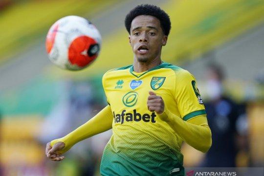 Liverpool incar bek Norwich Jamal Lewis untuk melapis Robertson