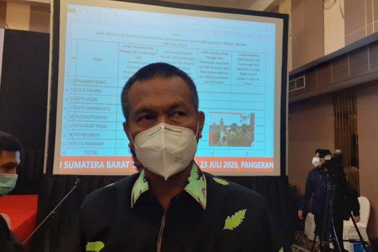 Tim Fakhrizal-Genius laporkan KPU Sumbar ke DKPP