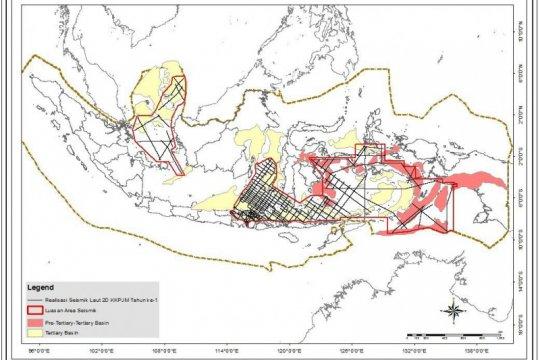 SKK Migas: RI berhasil survei seismik terpanjang di Asia Pasifik