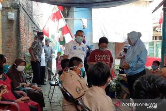 Anggota DPRD DKI beri wifi gratis untuk murid di Duri Kosambi