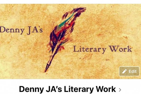 20 buku puisi esai Denny JA diterjemahkan ke bahasa Inggris
