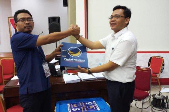 NasDem serahkan salinan kepengurusan ke KPU