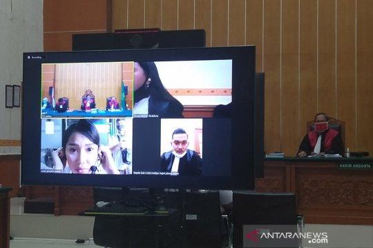 Pembacaan tuntutan terhadap Lucinta Luna di PN Jakarta Barat ditunda