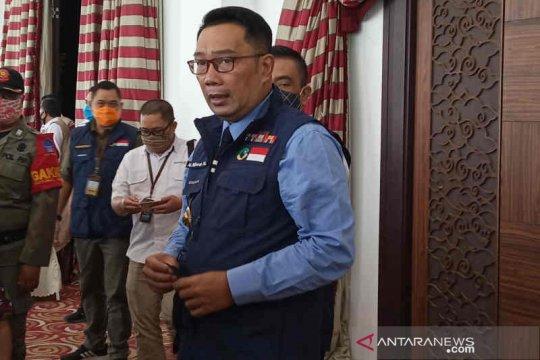 Gubernur Ridwan Kamil: Tidak ada zona merah COVID-19 di Jawa Barat