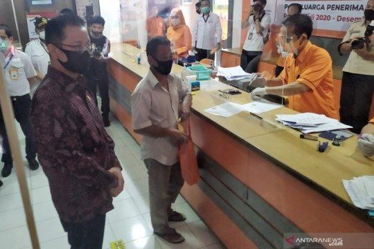 Pencairan BST gelombang II mulai dari Kota Bandung