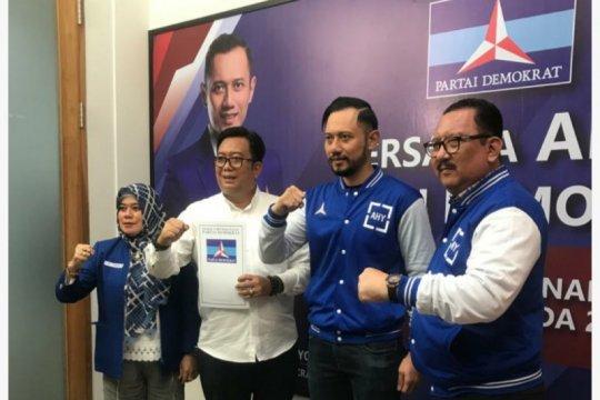 Ketum Demokrat serahkan tujuh rekomendasi Pilkada serentak di Sulsel