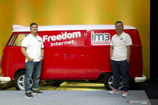 Ada Ardhito Pramono, Nadin Amizah & Barasuara di kampanye IM3 Ooredoo