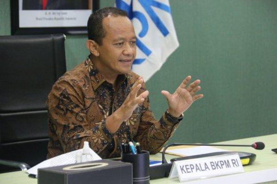Bahlil yakinkan Omnibus Law dorong kepastian investasi