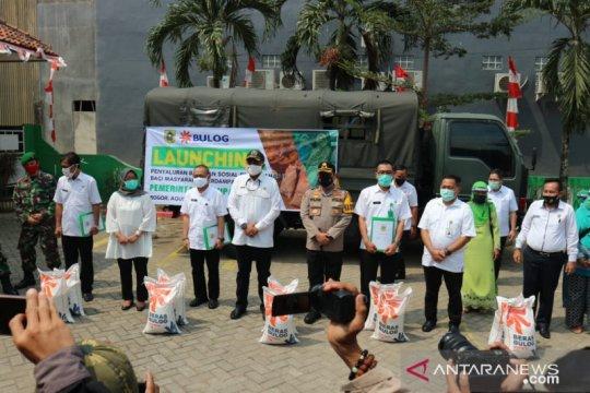 Cek kualitas beras bansos, Bulog-Pemkab Bogor buka layanan pengaduan