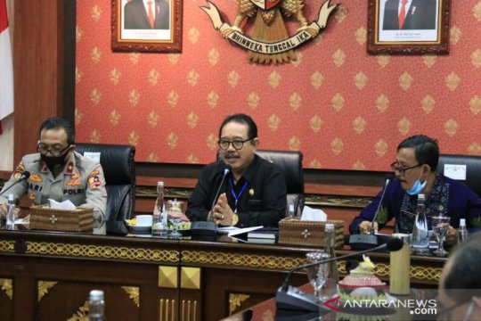 Wagub Bali tegaskan protokol tatanan pariwisata siap sambut wisman