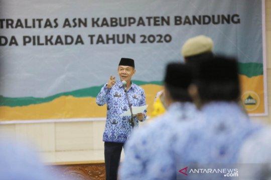 Sekda Kabupaten Bandung Teddy Kusdiana meninggal dunia