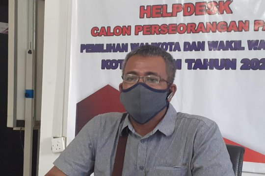 KPU Batam siapkan bilik khusus di TPS untuk pemilih yang demam
