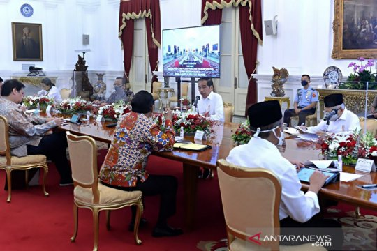 Jokowi minta protokol cegah COVID agar partisipasi Pilkada tinggi