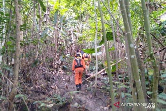 Tim SAR hentikan sementara pencarian dua bocah hilang di hutan