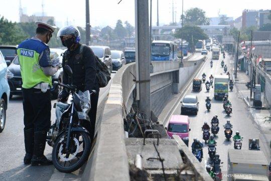 Operasi Patuh Jaya 2020 catat 99.835 pelanggar dalam dua pekan