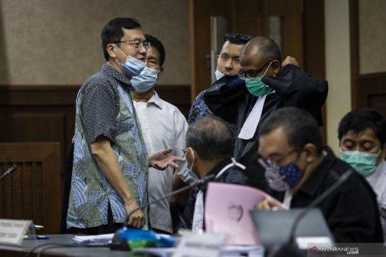 Sidang lanjutan kasus Jiwasraya