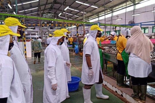 Penerapan protokol kesehatan kawasan industri Banyuwangi terus diawasi