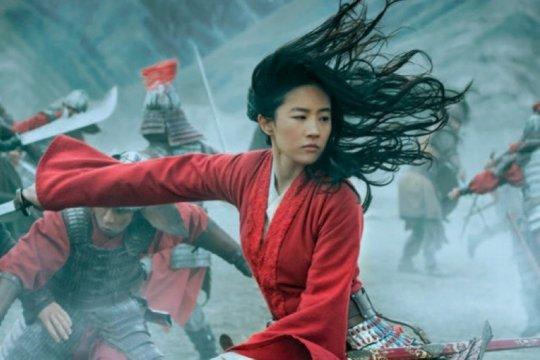 """""""Mulan"""" disetujui tayang di bioskop Cina"""