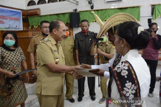 65 pasutri di Kupang nikah massal