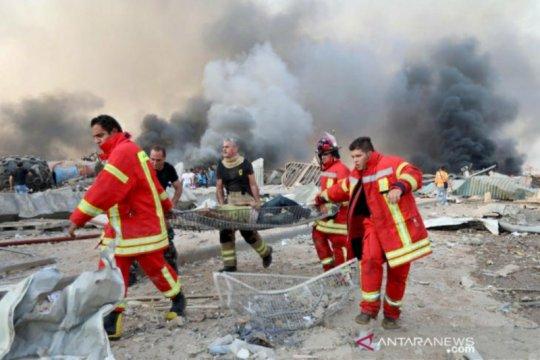 TNI pastikan prajurit Konga di Lebanon aman dari ledakan Beirut