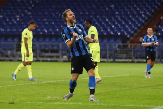 Inter nantikan kedatangan Christian Eriksen dengan tangan terbuka
