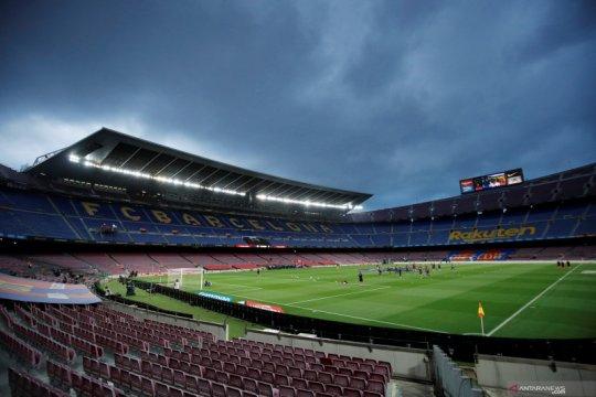 Jadwal renovasi Camp Nou makin diundur akibat pandemi COVID-19