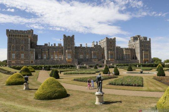Kastil Windsor buka tamannya untuk umum setelah 40 tahun