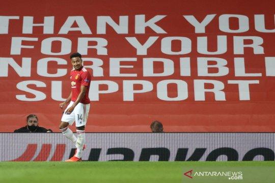 Jesse Lingard dikabarkan jadi incaran Atletico Madrid
