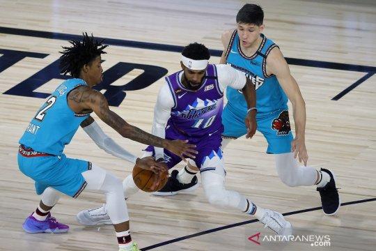 Tundukkan Grizzlies, Jazz kantungi kemenangan kedua sejak restart