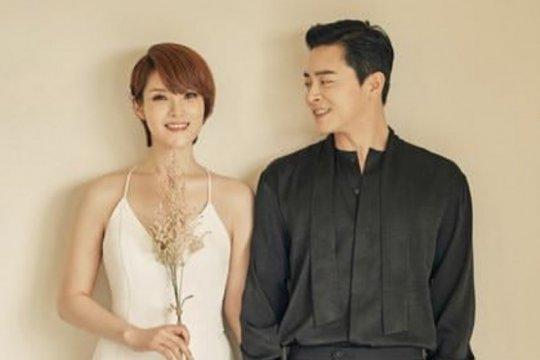 Pasangan Jo Jung Suk dan Gummy dikaruniai anak pertama