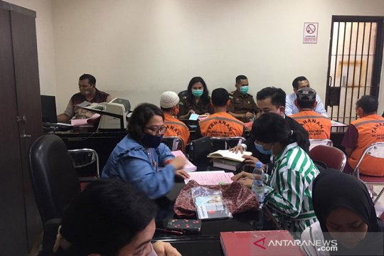 Kejari Jakarta Barat terima pelimpahan tahap dua kasus Vanessa Angel