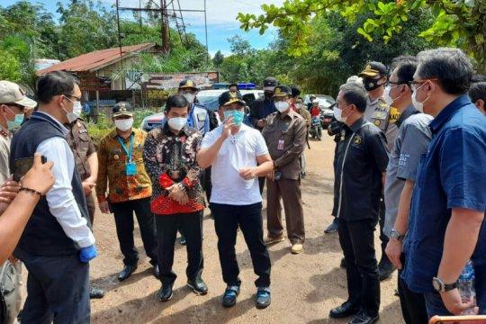 KPK dorong pemanfaatan aset jalan milik Pertamina di Barito Timur