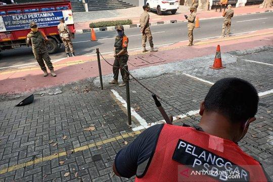 Kamis, Jakarta catat penambahan kasus positif corona tertinggi
