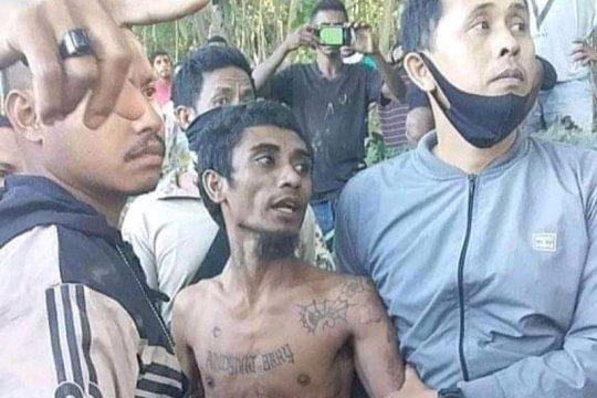 Polisi tangkap pria yang bunuh dua anak kandungnya