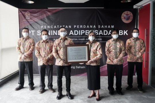 Perusahaan mainan anak Sunindo Adipersada resmi melantai di bursa