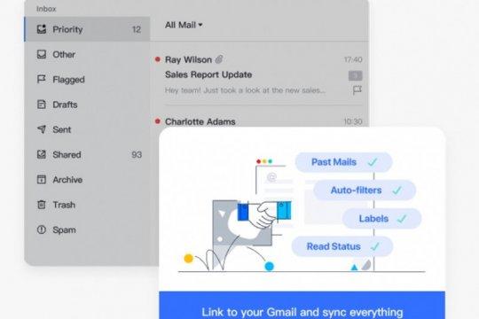 "Lark Mail bawa fitur kolaboratif konferensi video hingga ""cloud"""