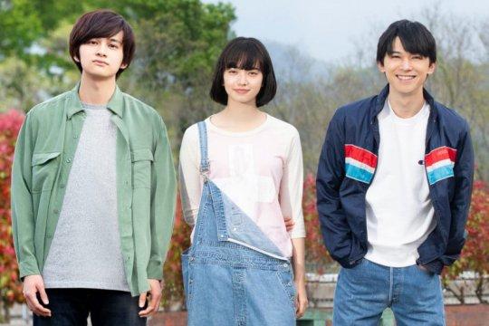"""Nana Komatsu & Ryo Yoshizawa beradu akting di film """"Sakura"""""""