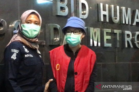 Polisi: Tersangka kasus penghinaan Ahok berusaha hilangkan jejak