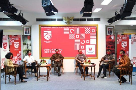 Istana adakan lomba tebak busana adat Presiden-Ibu Negara saat HUT RI