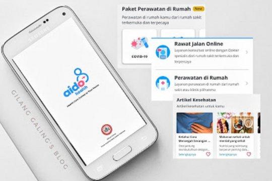 Aplikasi Aido Health permudah layanan kesehatan di tengah COVID-19