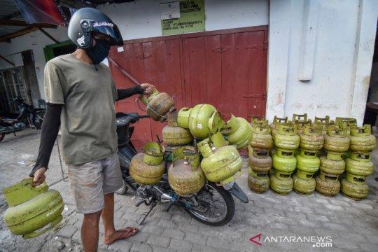 Kelangkaan elpiji subsidi di Mataram