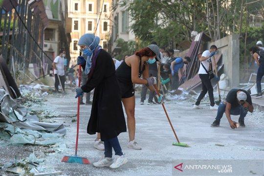 Seorang WNI korban ledakan Beirut dalam kondisi stabil