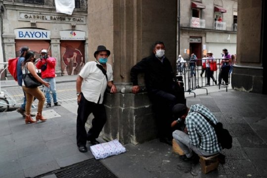 Cegah gelombang kedua, Meksiko peringatkan warga hindari kerumunan