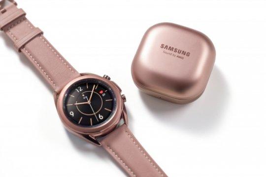 Samsung luncurkan tab, Galaxy Watch 3 dan Buds Live